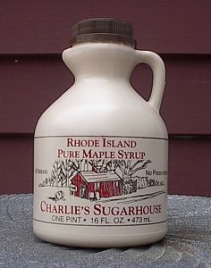 ... Blueberry Syrup, Coffee Syrup, Rhode Island Maple Syrup, Rhode Island