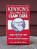 Clam Cake & Fritter Mix 1# (1 Pound) Box