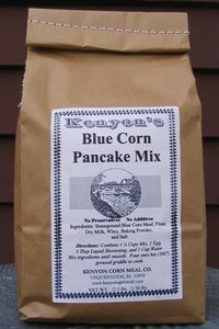 Blue Corn Pancake Mix - 80 oz (5 Pound) Bag