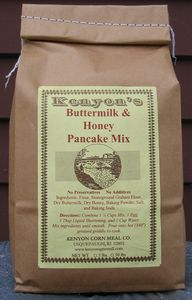 Buttermilk & Honey Pancake Mix - 80 oz (5 Pound) Bag