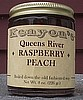 Raspberry Peach Jam - 9 oz Jar